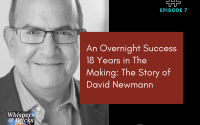 7 An Overnight Success 18 Years in The Making: The Story of David Newman