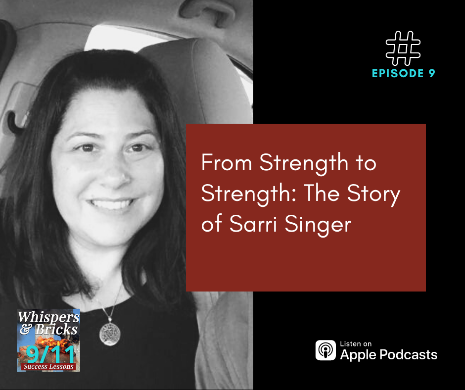 From Strength to Strength: The Story of Sarri Singer